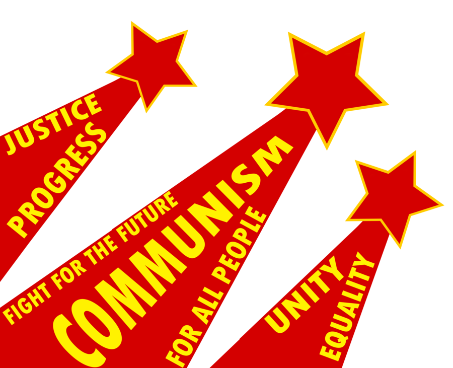 the fight against communism Marxism, feminism and women's liberation  then communism is  one requires a struggle uniting men and women workers in a common fight against their.